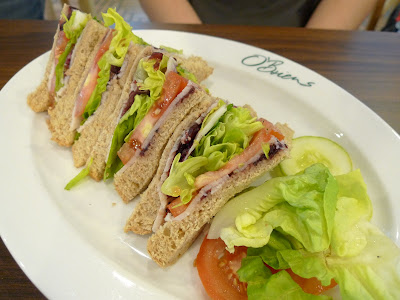 O Briens Tea Rooms Ormskirk Catering