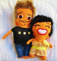 Quieres regalar un muñeco personalizado?