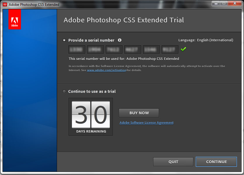 crack code adobe photoshop cs5