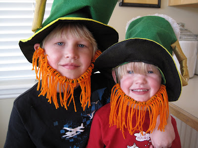 Leprechaun Beards