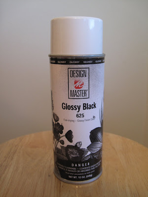 fourth get yourself a good can of quality spray paint i like this. Black Bedroom Furniture Sets. Home Design Ideas