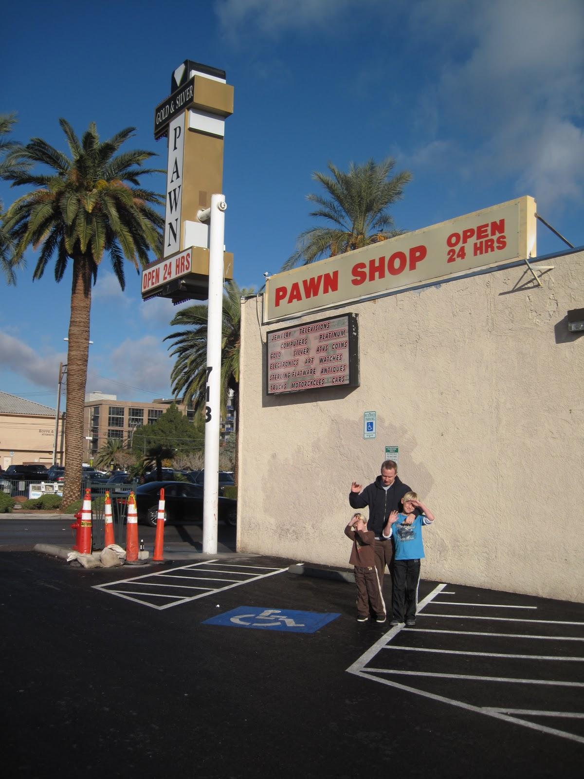 Pawn Stars ~ Field Trip Fridays