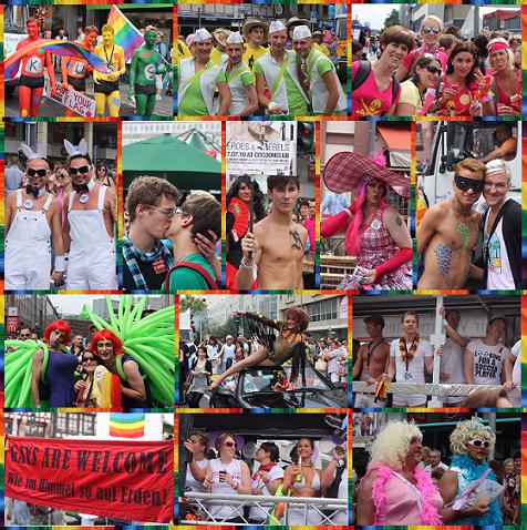 17th July 2010 | Frankfurt Gay Pride Parade I