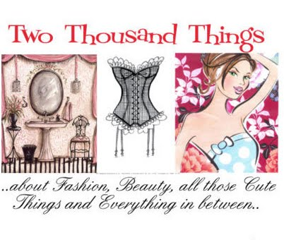 Two Thousand Things..