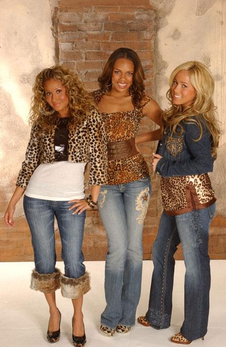 Cheetah girls girl power