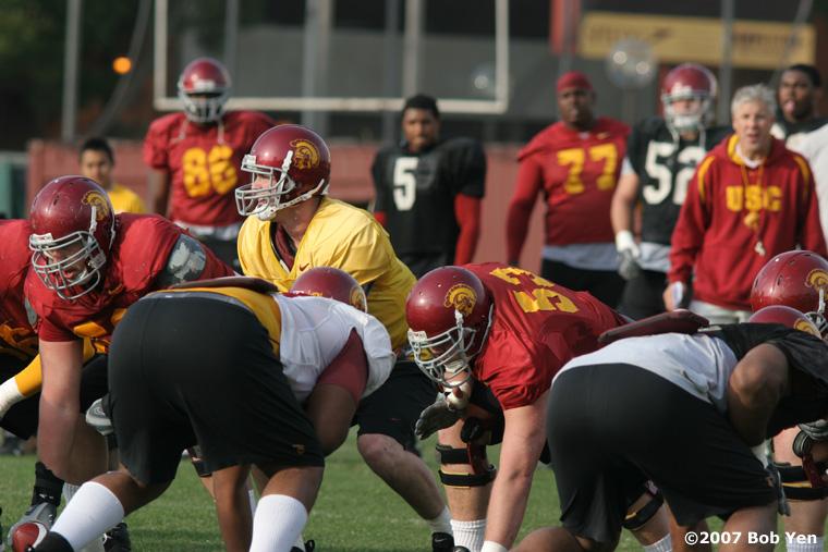 USC Trojans 2007