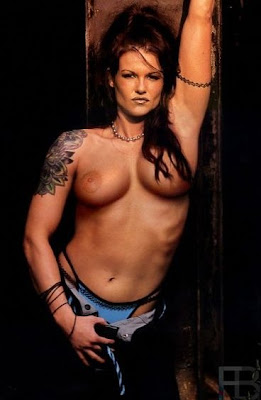 Wwe Lita Boob Exposed 83