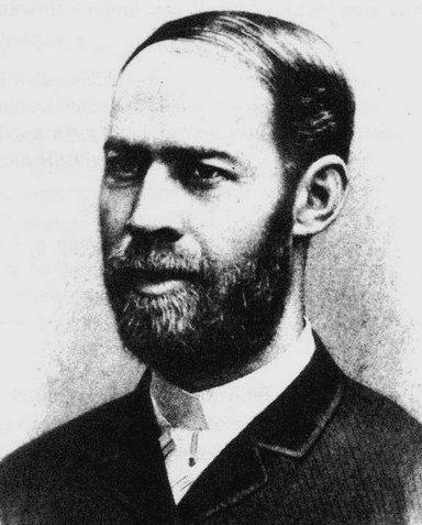 هاينريخ رودولف هيرتس