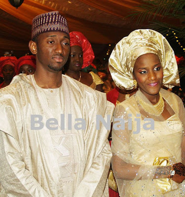 BN EXCLUSIVE: DANGOTE WEDDING