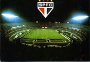 Estádio Cícero Pompeu de Toledo (Estádio do Morumbi) , Sao Paulo