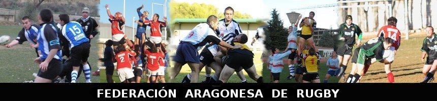 Federación aragonesa de Rugby ARAGON RUGBY
