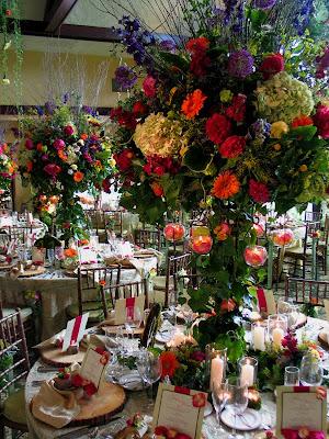 enchanted garden theme. An Enchanted Garden for Two