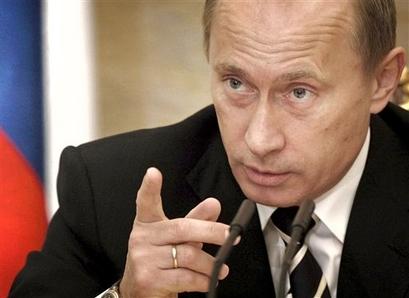 Vladimir Putin anuncia creación de Unión Euroasiática