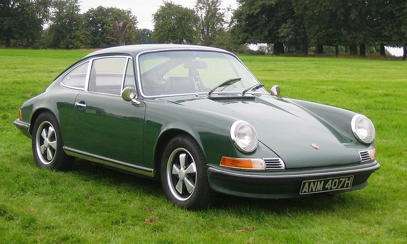 Original Porsche 911 Guide to All Production Models 1963-98 Peter Morgan Like Ne