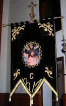 Estandarte del Santísimo Cristo de la Buena Muerte