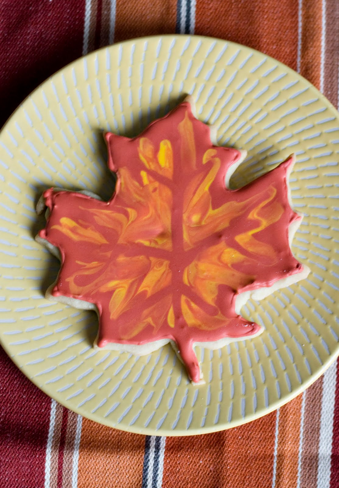 Erica's Sweet Tooth » Maple Leaf Cookies