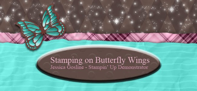 Stamping on Butterfly Wings