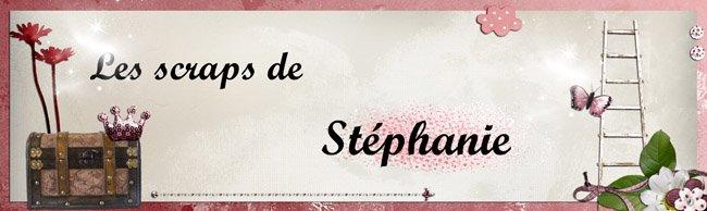 Le scrap de Steph