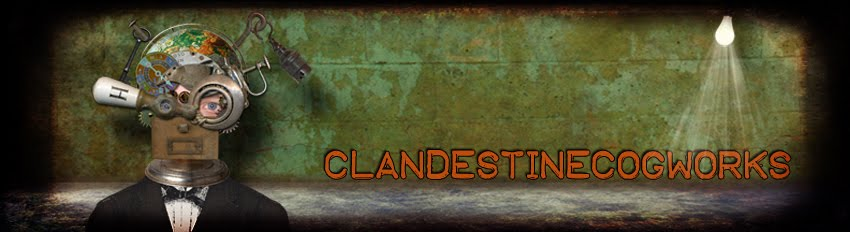 Clandestine Cog Works