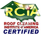 Removing Roof Stains-Louisville-Kentucky