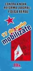 mobilízate contra a nova reforma laboral!