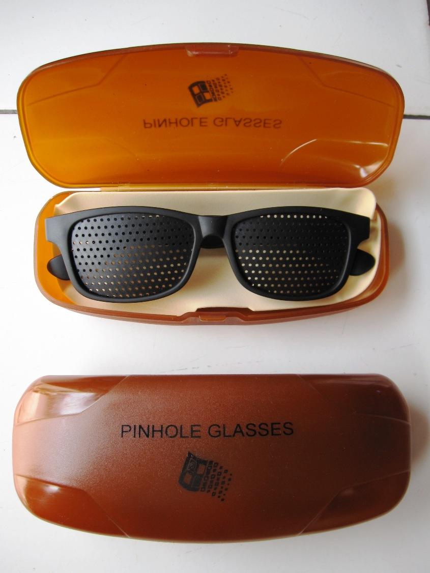 Yossitrixie Jual Kacamata Vision Therapy Untuk Penyembuhan Total Kaca Mata Terapi Pinhole Glasses Original Mengatasi Minus Plus Silinder Dan Silindris Sampai Sembuh