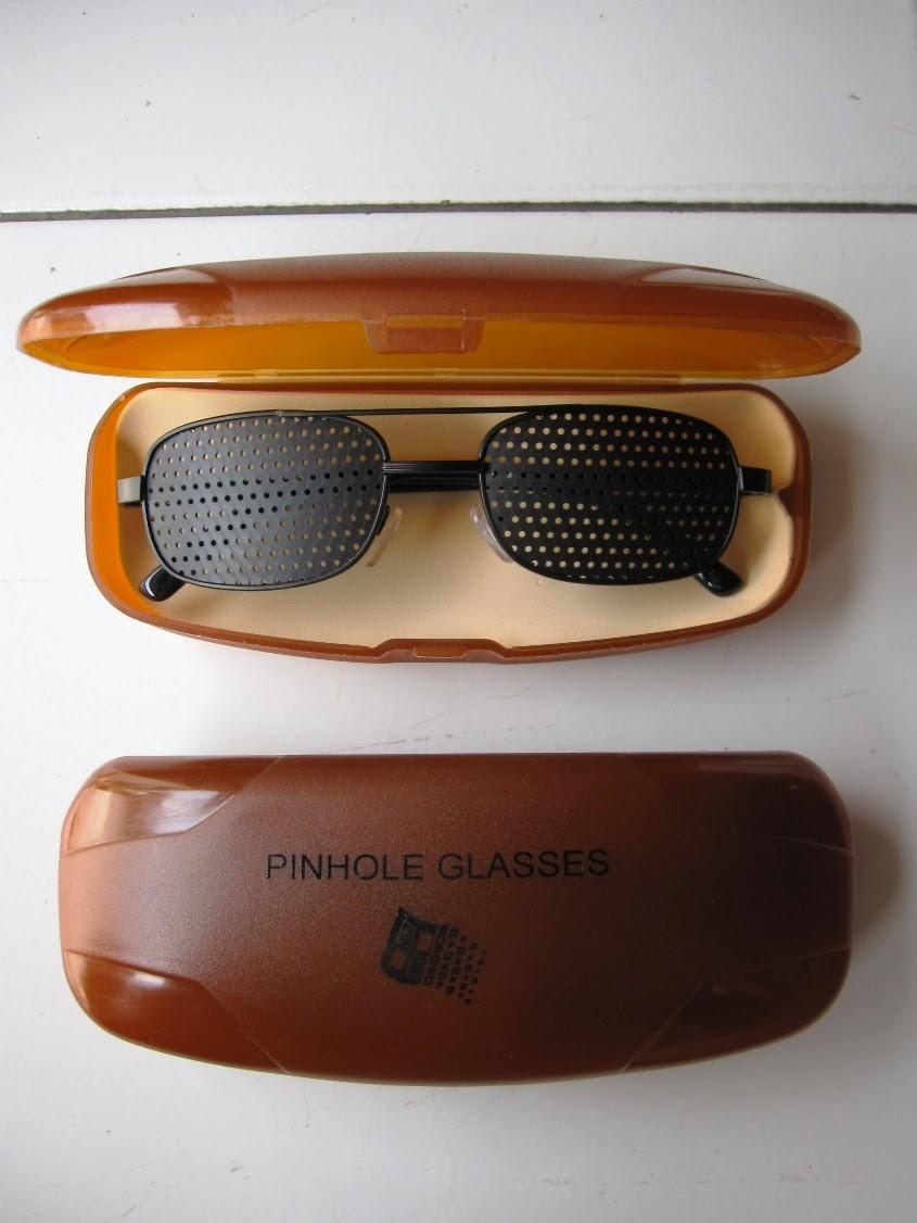 Yossitrixie Jual Kacamata Vision Therapy Untuk Penyembuhan Total Kaca Mata Terapi Pinhole Glasses Original Mengatasi Minus Plus Silinder Bahan Frame Logam Rp 45000 Stok Kosong