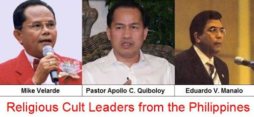 Manalo family is the richest cult clan in the Philippines
