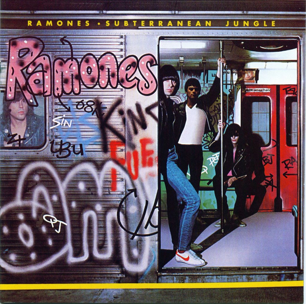 The Ramones - Subterranean Jungle-Remastered  amp  Expanded 2002 jpgRamones Subterranean Jungle
