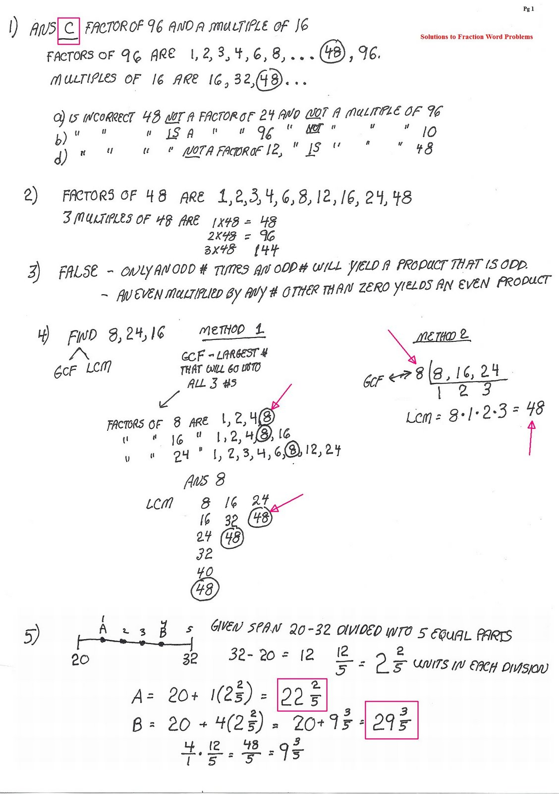 math worksheet : cobb adult ed math answers to original fraction word problems : Fraction Problems With Answers Worksheet