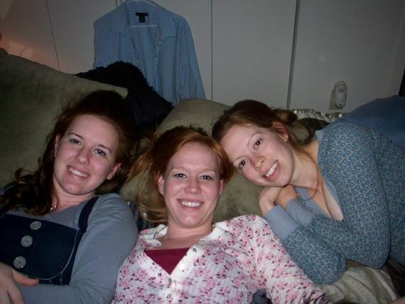 My Three Girls