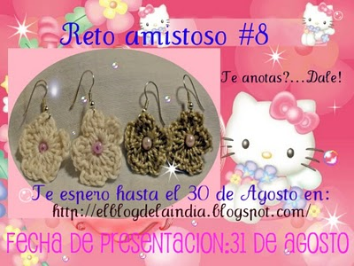 RETO AMISTOSO 8!!