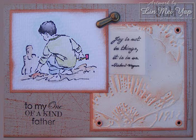 A card for my father
