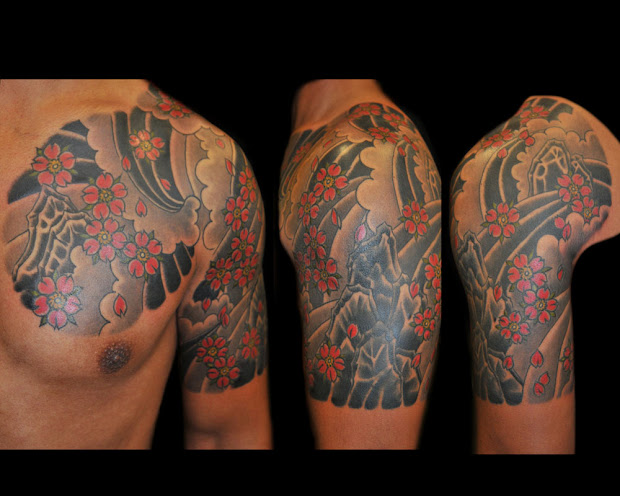 under needle tattoo february