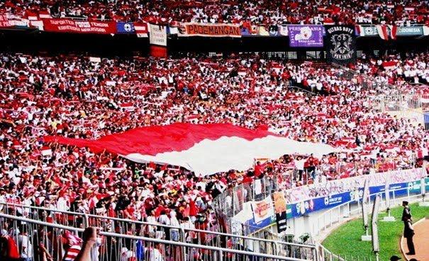 Kemenangan menanti kita di Stadion Gelora Bung Karno Rabu Depan, Dukung Timnas Kita dan Dengan Maksimal dengan Doa dan Support yang Positif