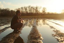 picture of me an a farm in Weathersfield Ct