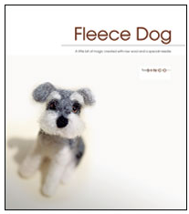 book cover of 'Fleece Dog' by Sinco