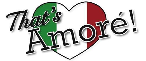 thats amore
