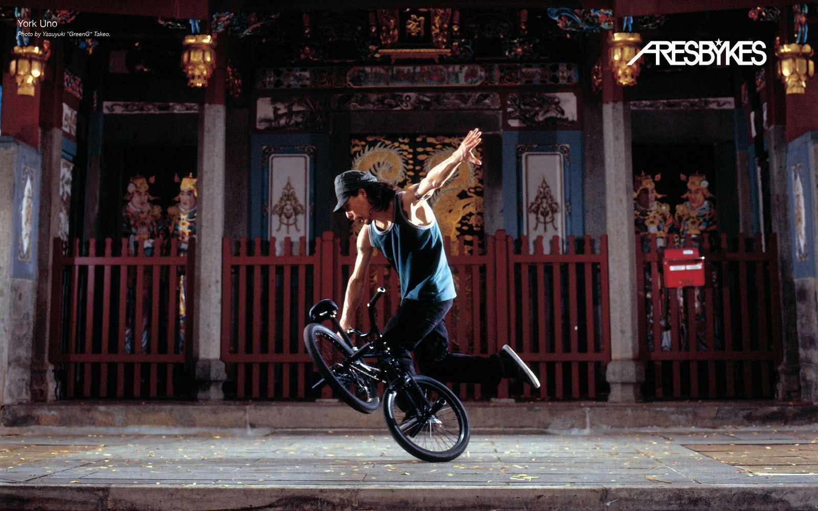 bmx and girl wallpaper - photo #7