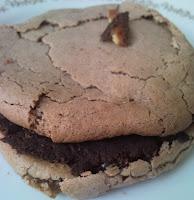 SNC00664 Macarons au chocolat...