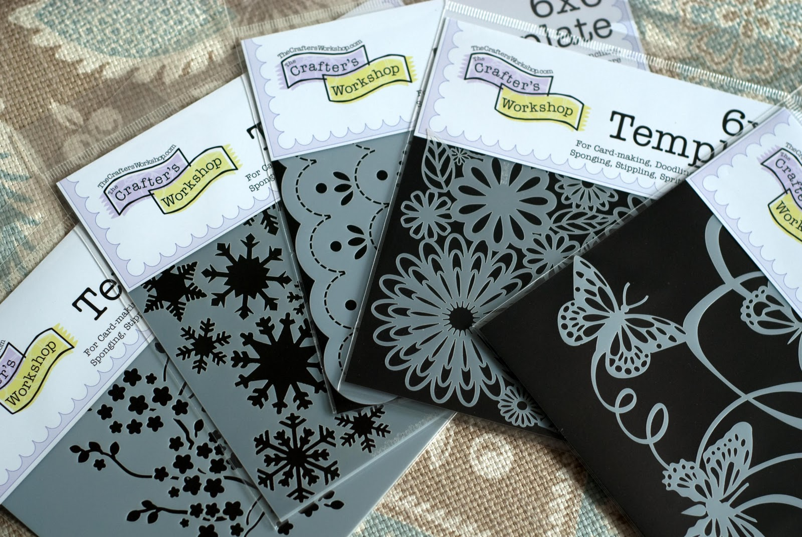 Scrap that!: Crafters Workshop Templates