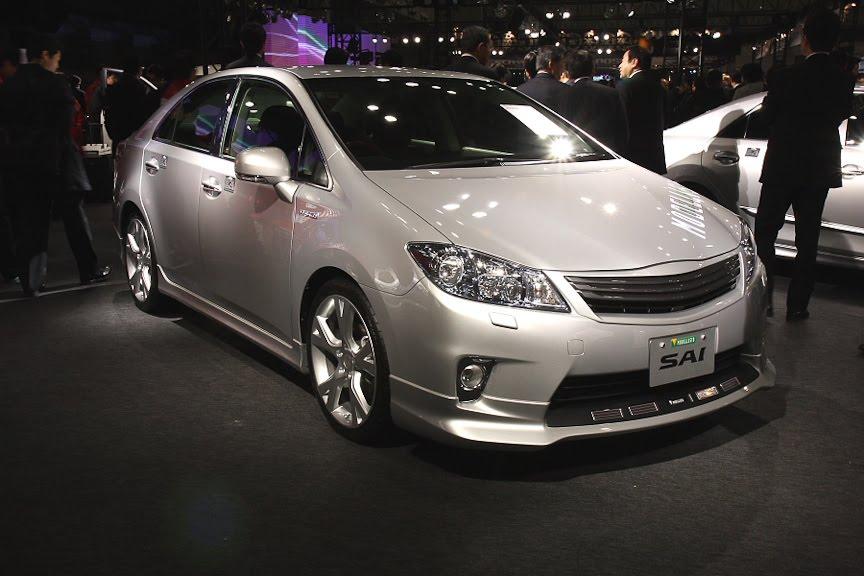 Toyota Sai Modellista