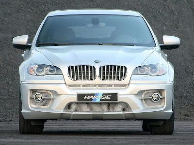 2010 Hartge BMW X6 M
