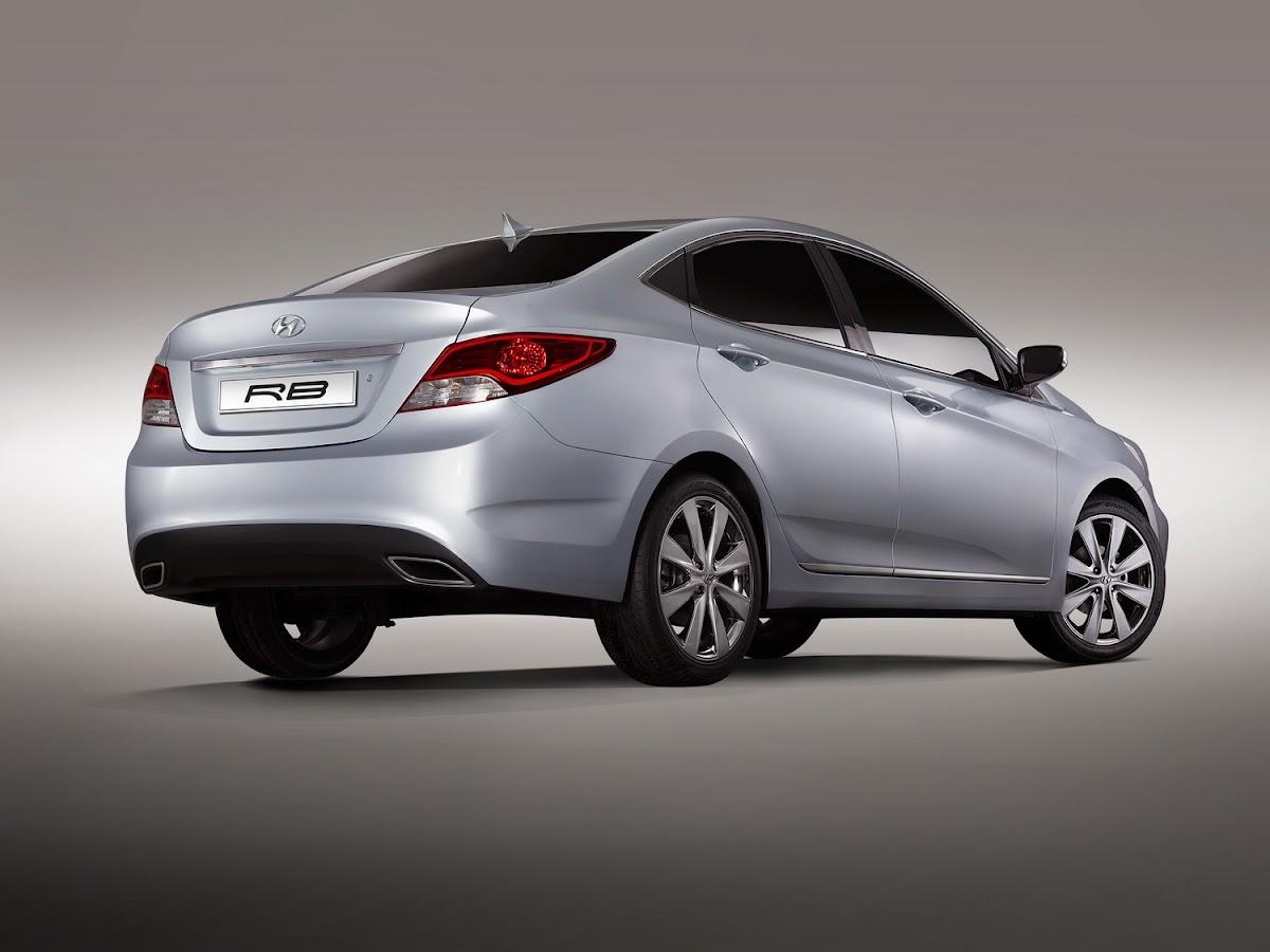 Hyundai Concept RB