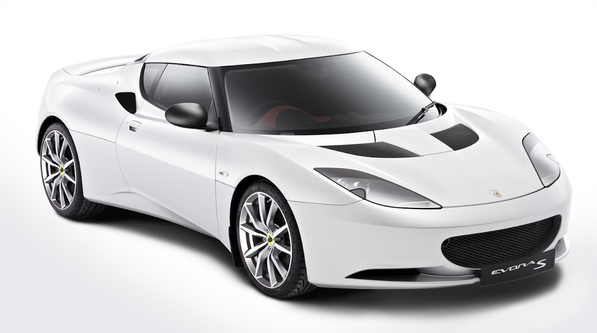 Paris Preview: 2011 Lotus Evora S and Evora IPS automatic