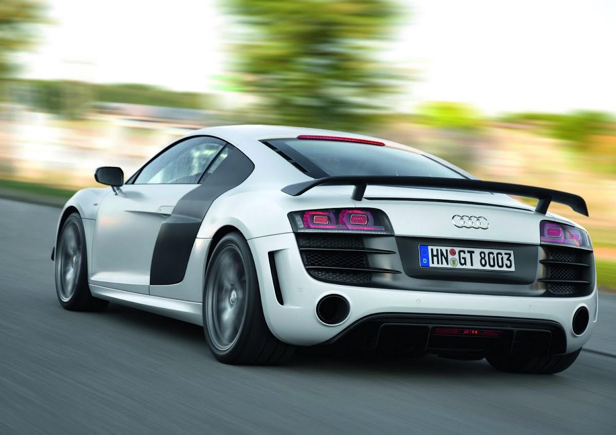 Audi R8 GT