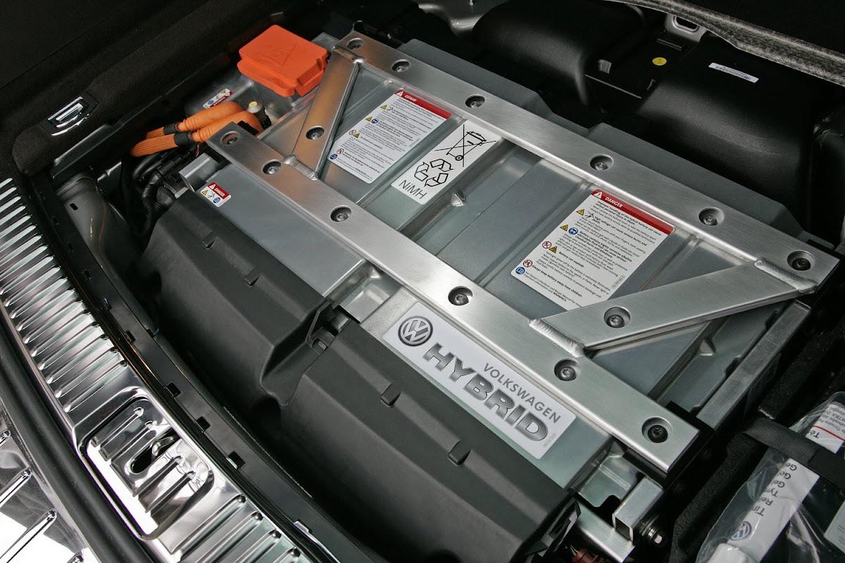 2011 Volkswagen Touareg