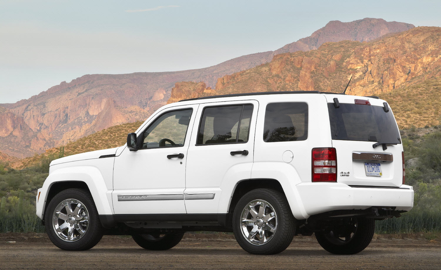 2011 Jeep Grand Cherokee Overland Summit And Jeep Liberty Jet