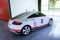 Autonomous Audi TTS Pikes Peak