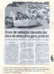 ONDE INICIOU A ONG SOS PRAIAS BRASIL